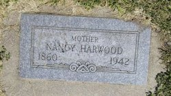 Nancy Ophelia <I>Palmer</I> Harwood