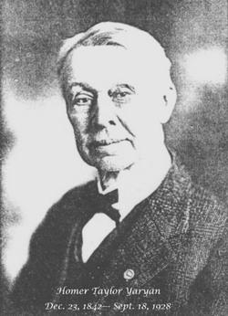 Homer Taylor Yaryan
