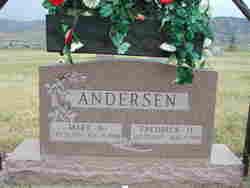 Fredrick Homer Andersen