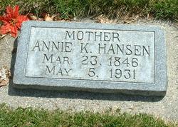 Annie Kristine Hansen
