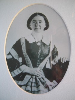 Cornelia Sapphira <I>Buchanan</I> Conway