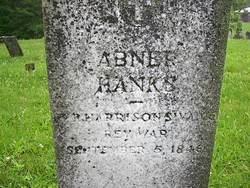 Abner Hanks
