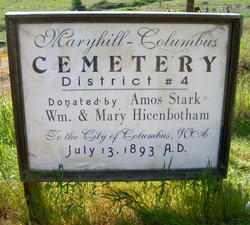 Maryhill-Columbus Cemetery