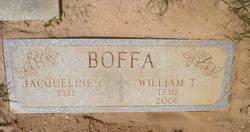 "William Thomas ""Bill"" Boffa"