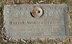 Marvin Augustus Franklin