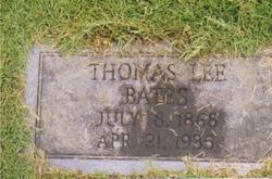 Thomas Lee Bates