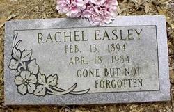Rachel Dale <I>Cross</I> Easley