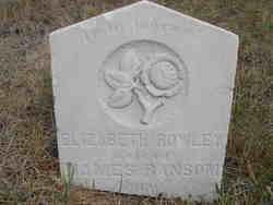 Elizabeth <I>Rowley</I> Ransom