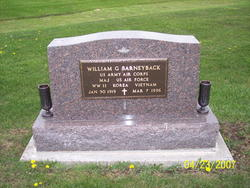 William Gaithereed Barneyback