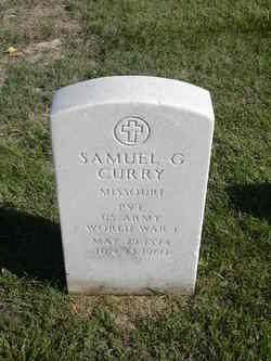 Samuel G Curry