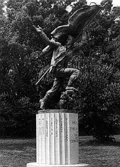 Confederate States Soldiers & Sailors Monument