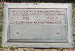 Ida Margaret <I>Harris</I> Bundy Studwell