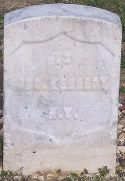 Pvt John Kennedy