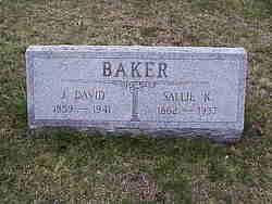 J David Baker