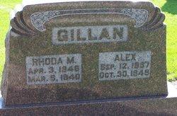 Rhoda Margaret <I>Wiley</I> Gillan