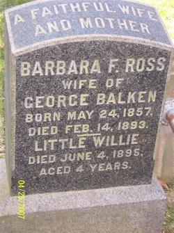 Willie Balken