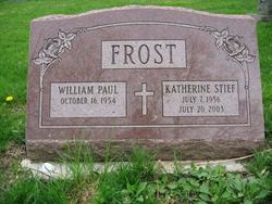 Katherine <I>Stief</I> Frost