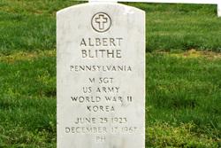 Albert Blithe