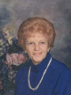 Ruth Eleanor <I>Heimerdinger</I> Ebach