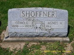 """Otho E. """"Buck"""" Shoffner"""