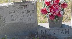 James Aaron Beckham