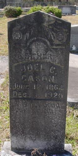 Joel C Cason