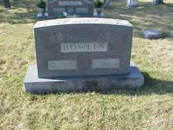 William Anderson Bowles