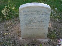 Vera Leona Leavitt