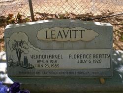 Vernon Arvel Leavitt
