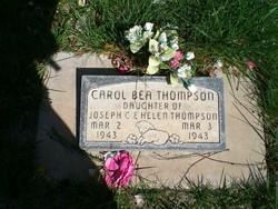 Carol Bea Thompson