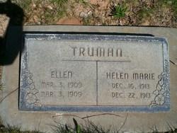Helen Marie Truman