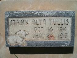 Mary Alta Tullis