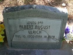 Albert August Ulrich