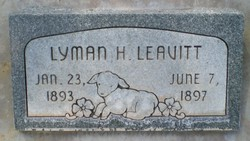 Lyman Howard Leavitt