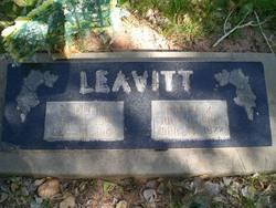 Perry Duane Leavitt