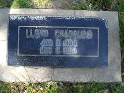 John Lloyd Chadburn
