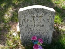 Franklin Overton Holt
