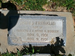 James Franklin Bowler