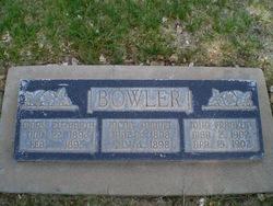 Mary Elizabeth Bowler