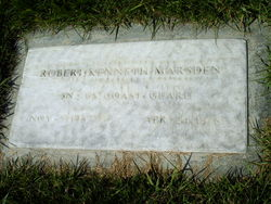 Robert Kenneth Marsden