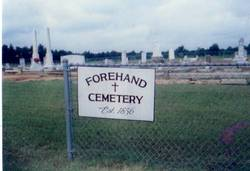 Forehand Cemetery #1