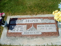 Ray Lewis Draper