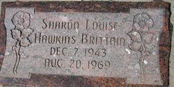 Sharon Louise <I>Hawkins</I> Brittain