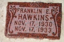 Franklin E Hawkins