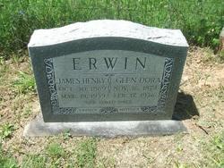 Glen Dora <I>Logan</I> Erwin