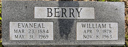 """William Lycurgas """"Will"""" Berry"""