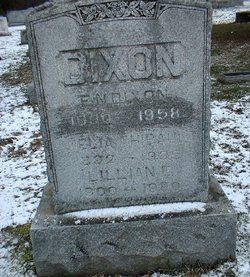 Lillian E <I>Hatch</I> Dixon