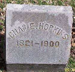 Charles E Hopkins