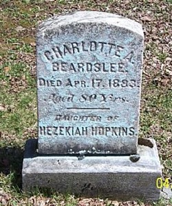 Charlotte A. <I>Hopkins</I> Beardslee