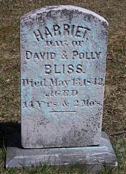 Harriet Bliss